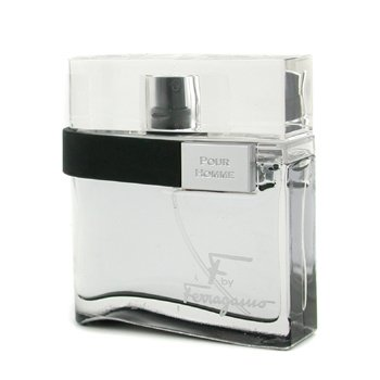 Salvatore Ferragamo F Pour Homme Black Agua de ColoniaVaporizador  50ml/1.7oz