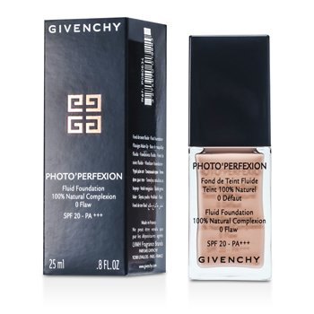 GivenchyPhoto Perfexion Fluid Foundation SPF 20 - # 2 Perfect Petal 25ml/0.8oz