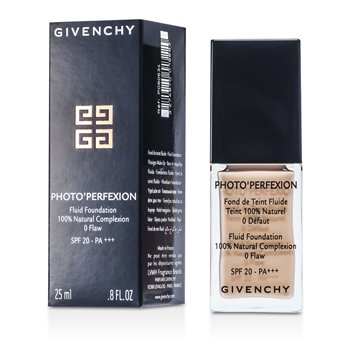 Givenchy Photo Perfexion Fluid Foundation SPF 20 – # 4 Perfect Vanilla P080834 25ml/0.8oz