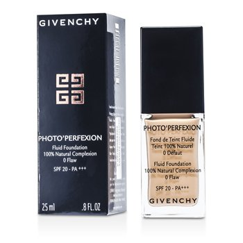 Givenchy Photo Perfexion Base Maquillaje Fluida SPF 20 - # 5 Perfect Parline  25ml/0.8oz