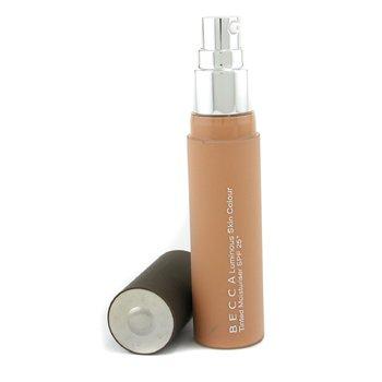 Luminous Skin Colour Tinted Moisturiser SPF 25+ - # Nut Becca Тональное Увлажняющее Средство с Фактором SPF 25+ Сияющая Кожа - # Ореховый 50ml/1.7oz
