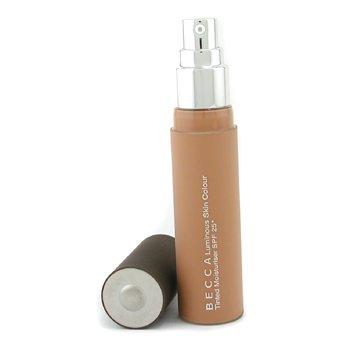 Luminous Skin Colour Tinted Moisturiser SPF 25+ - # Tobacco Becca Тональное Увлажняющее Средство с Фактором SPF 25+ Сияющая Кожа - # Табак 50ml/1.7oz
