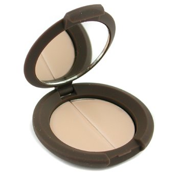 Becca-Compact Concealer Medium & Extra Cover - # Biscuit