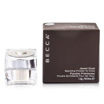 Becca-Jewel Dust Sparkling Powder For Eyes - # Sebille