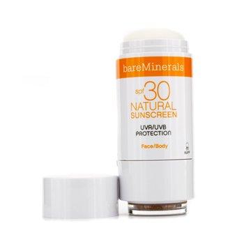 Bare Escentuals-BareMinerals Natural Sunscreen SPF 30 For Face & Body - Tan