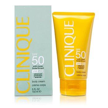 Clinique Солнцезащитный Крем для Тела UVA/ UVB SPF 50 150ml/5oz