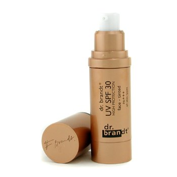 Dr. BrandtUV SPF 30 High Protection For Face - Tinted PA+++ 30g/1oz