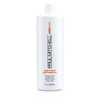 Paul MitchellAcondicionador Diario protector del color ( Desenreda y repara ) 1000ml/33.8oz