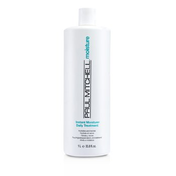 Paul Mitchell Moisture Instant Moisture Daily Treatment (Hydrates and Revives)  1000ml/33.8oz