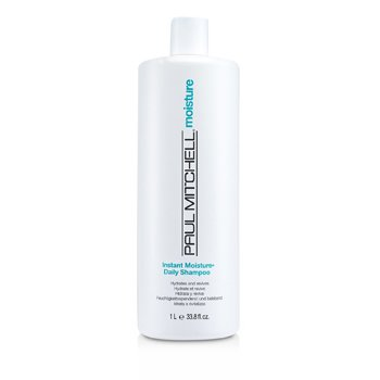 Paul MitchellMoisture Instant Moisture Daily Shampoo (Hydrates and Revives) 1000ml/33.8oz