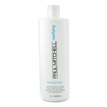 Paul MitchellClarifying Shampoo Three (Removes Chlorine and Impurities) 1000ml/33.8oz