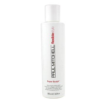 Paul Mitchell Flexible Style Super Sculpt (Quick-drying Styling Glaze)  250ml/8.5oz