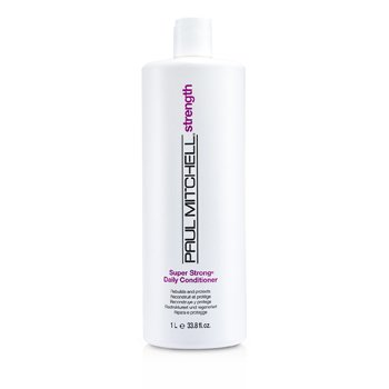Paul MitchellSuper Strong  Acondicionador Diario ( Protege y da cuerpo ) 1000ml/33.8oz