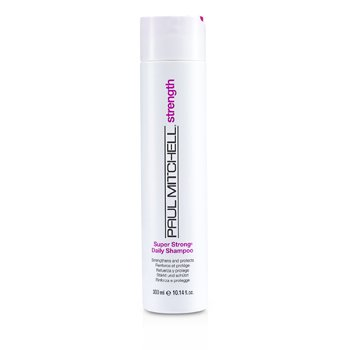 Paul MitchellStrength Super Strong Daily Shampoo (Strengthens and Protects) 300ml/10.14oz