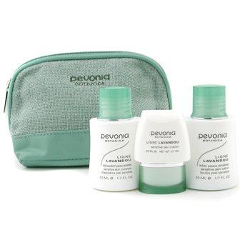 Night CareYour Skincare Solution Sensitive Skin Set: Cleanser 50ml + Lotion 50ml + Cream 20ml + Bag 3pcs+1bag