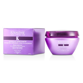 Age Premium Masque Substantif Rejuvenating Rinse-Out Masque (For Mature Scalp and Hair)