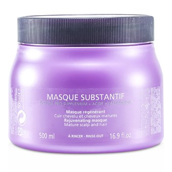 Age PremiumAge Premium Masque Substantif Rejuvenating Rinse-Out Masque (For Mature Scalp and Hair) 500ml/16.9oz
