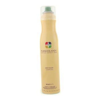 Hair With Mousse In It. Root Lift Spray Hair Mousse