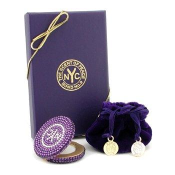 Bond No. 9-The Scent of Peace Purple Velvet Swarovski Solid Perfume Token ( Refillable )