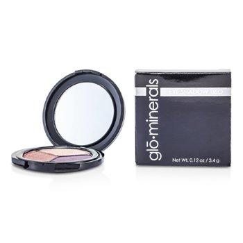 GloMinerals Glo Sombra de OjosTrio - Amethyst  4.5g/0.16oz