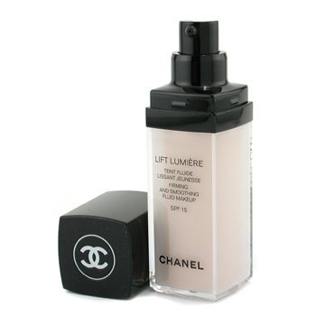 Chanel Lift Lumiere Firming & Smoothing Fluid Makeup SPF15 - No. 12 Opaline  30ml/1oz