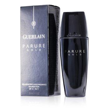 Guerlain-Parure Gold Rejuvenating Gold Radiance Foundation SPF 15 - # 01 Beige Pale