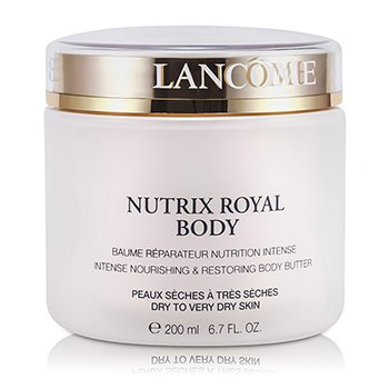 Nutrix Royal - Tratamento de peleNutrix Royal Body Intense Nourishing & Restoring Manteiga p/ o corpo ( Dry to Very pele seca ) 200ml/6.7oz