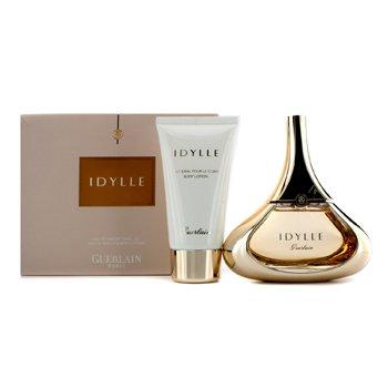 GuerlainIdylle Coffret: Eau De Parfum Spray 100ml/3.4oz + Body Lotion 75ml/2.5oz 2pcs