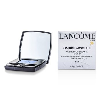 Lancome-Ombre Absolue Radiant Smoothing Eye Shadow - B40 Le Grand Bleu