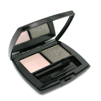 Lancome-Ombre Absolue Radiant Smoothing Eye Shadow Duo - A01 Night and Day