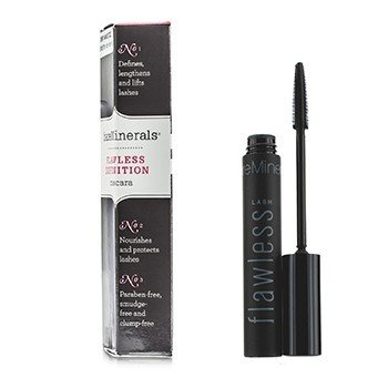 Bare Escentuals-BareMinerals Flawless Definition Mascara - Black