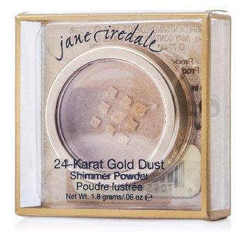 Jane Iredale 24 Karat Gold Dust Shimmer Powder - Gold  1.8g/0.06oz