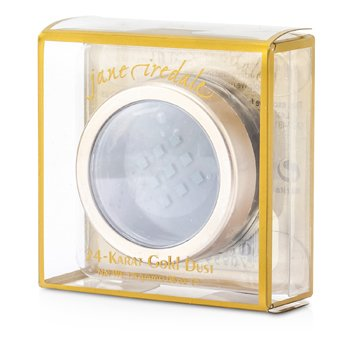 Jane Iredale-24 Karat Gold Dust Shimmer Powder - Green