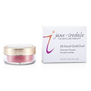 Jane Iredale 24 Karat Gold Dust Shimmer Powder - Rose Gold  1.8g/0.06oz