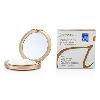 Jane Iredale PurePressed Base Pressed Mineral Powder SPF 20 - Honey Bronze  9.9g/0.35oz