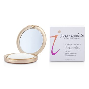 Jane Iredale PurePressed Base Pressed Mineral Powder SPF 20 – Warm Sienna 9.9g/0.35oz