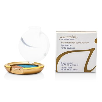 Jane IredalePurePressed Triple Eye Shadow - Azure 2.8g/0.1oz