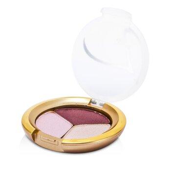 Jane Iredale-PurePressed Triple Eye Shadow - Pink Bliss