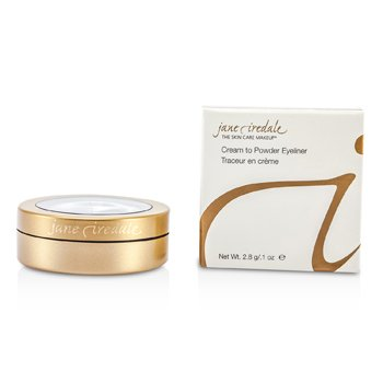 Jane IredaleCream To Powder Eyeliner - Black Plus 2.8g/0.1oz
