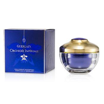 Купить Orchidee Imperiale Exceptional Complete Care Крем для Шеи и Области Декольте 75ml/2.6oz, Guerlain