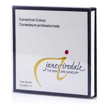 Jane IredaleSet Colores Correctores ( 4x Correctores 2g + Esp�tulas aplicadoras ) 8g/0.28oz