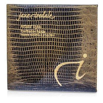 Jane Iredale Artists` Eyes Eye Shadow Palette (6x Eyeshadow 2.8g) 16.8g/0.6oz