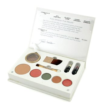 Jane Iredale-Sample Kit - Medium Dark