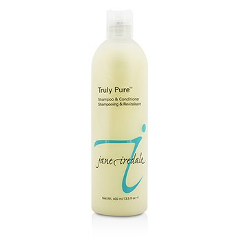 Jane IredaleTruly Pure Shampoo & Conditioner (For Makeup Brushes) 400ml/13.5oz