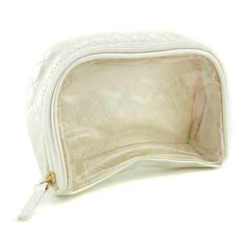 Jane Iredale-Makeup Bag - Quilted Cream