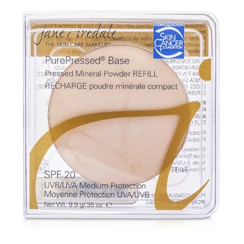 Jane IredalePurePressed Base Pressed Mineral Powder Refill SPF 209.9g/0.35oz