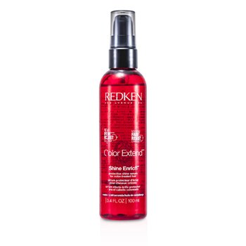 RedkenColor Extend Shine Enrich Protective Shine Serum (For Color-Treated Hair) 100ml/3.4oz