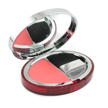 Clarins-Powder Blush Compact - No. 70 Clementine