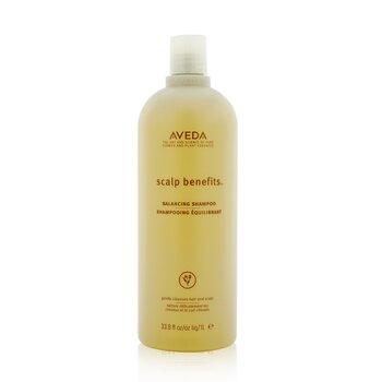 Купить Scalp Benefits Балансирующий Шампунь (Основа для Здоровых Волос) 1000ml/33.8oz, Aveda