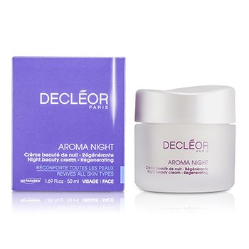 DecleorAroma Night Night Beauty Crema - Regeneradora 50ml/1.69oz